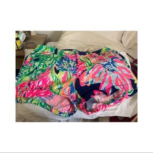Lily Pulitzer summer shorts